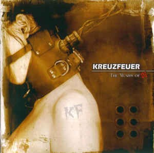KREUZFEUER - THE YEARS OF OI CD