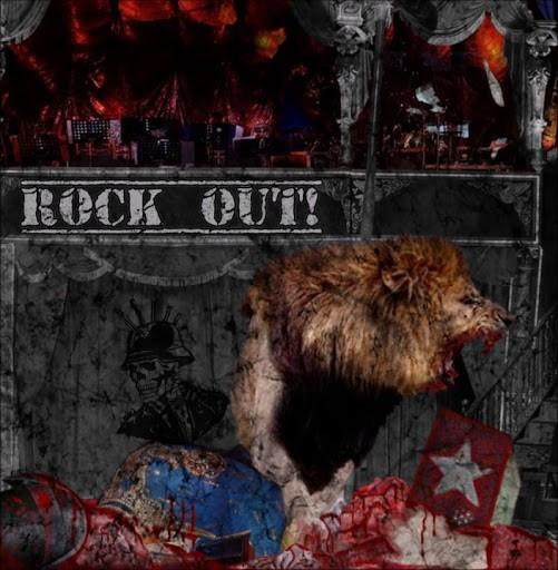 Kriegsberichter - Rock out! limitiertes Digipak!