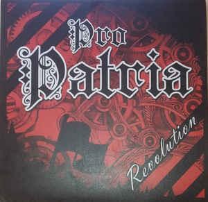 Pro Patria - Revolution LP