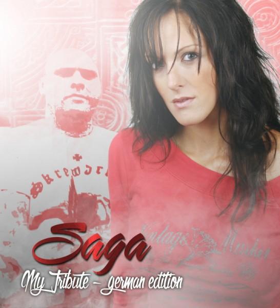 Saga - My Tribute german Edition- Doppel CD