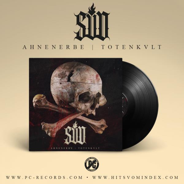 "Sturm und Drang ""Ahnenerbe & Totenkult"" LP"