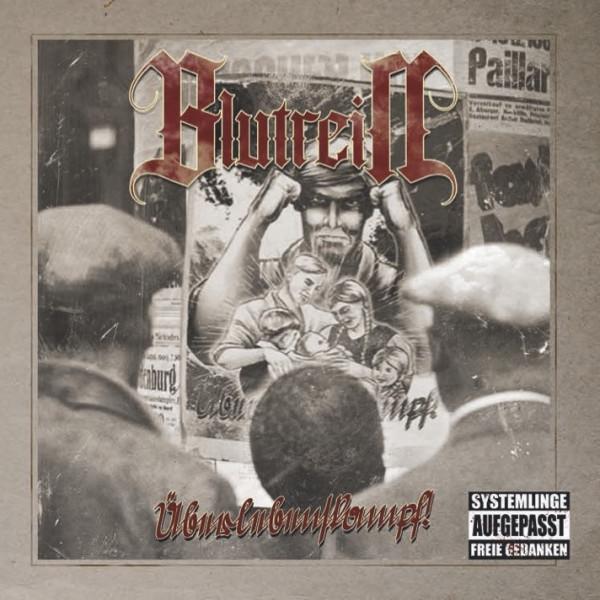 Blutrein - Überlebenskampf CD Jewel Case Version