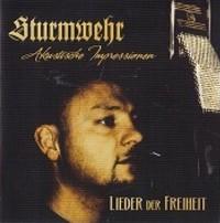 Sturmwehr - Lieder der Freiheit CD