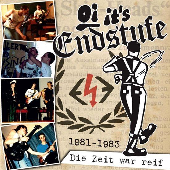 Endstufe - Die Zeit war reif CD