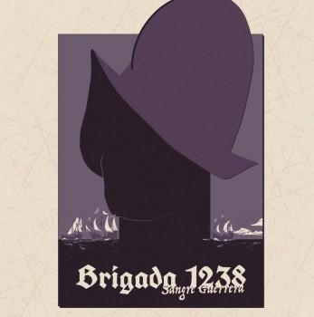 BRIGADA 1238 - SANGRE GUERRERA LP