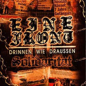 EINE FRONT - DRINNEN WIE DRAUSSEN - SAMPLER CD