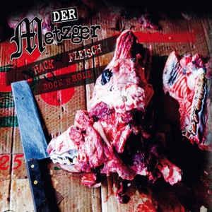 Der Metzger - Hackfleisch Rock'n'Roll CD