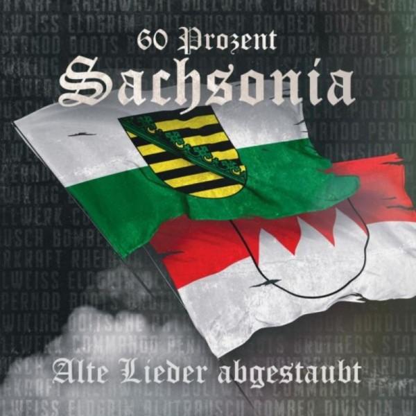 60 PROZENT SACHSONIA - ALTE LIEDER ABGESTAUBT CD