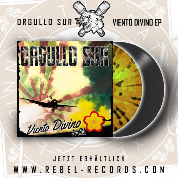 Orgullo Sur – Viento Divino EP