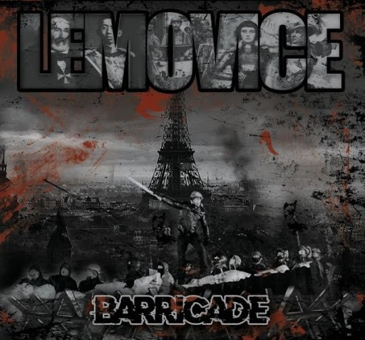Lemovice - Barricade - DigiPak CD