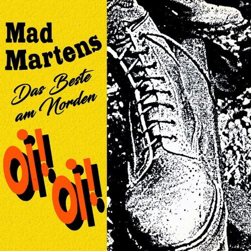 Mad Martens - Das Beste am Norden LP schwarz