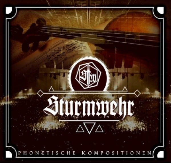 Sturmwehr - Phonetische Kompositionen CD