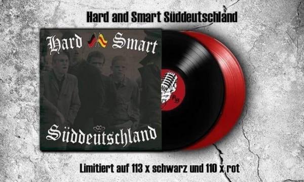 Hard & Smart - Süddeutschland LP