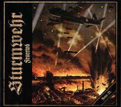 Sturmwehr - Feuertod CD