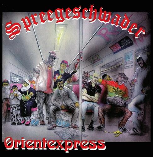 Spreegeschwader - Orientexpress LP schwarz