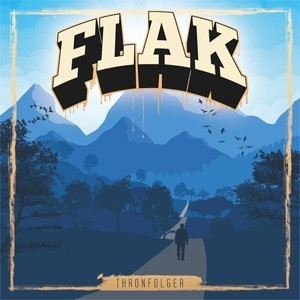 Flak - Thronfolger Digipak CD