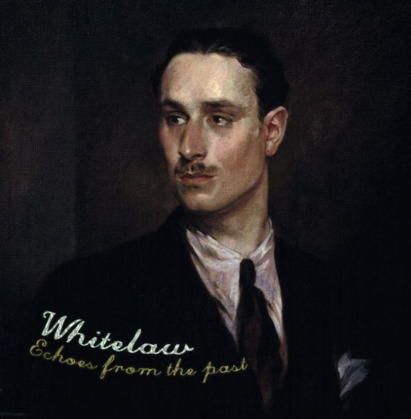 WHITE LAW - ECHOES FROM THE PAST - DOPPEL LP blau