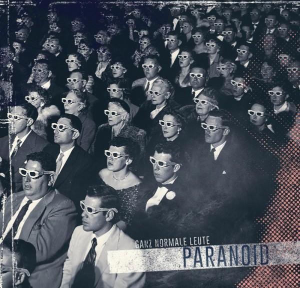 PARANOID - GANZ NORMALE LEUTE CD