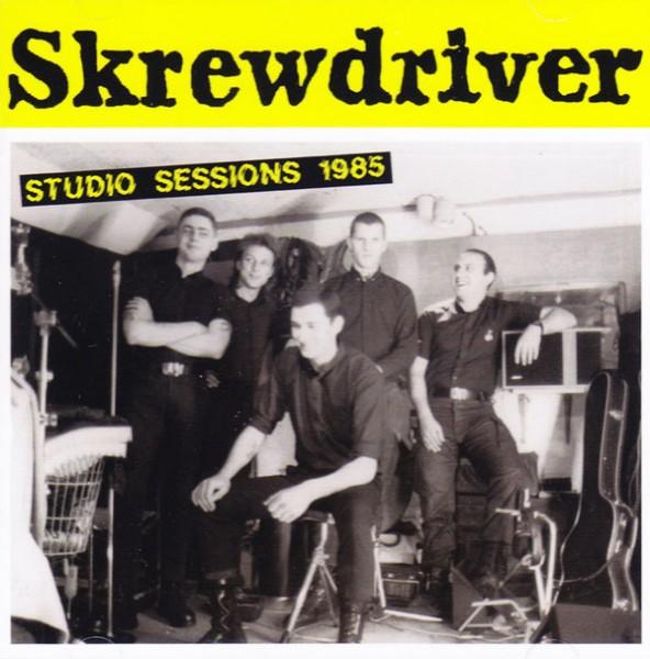 Skrewdriver - Studio Sessions 1985 CD