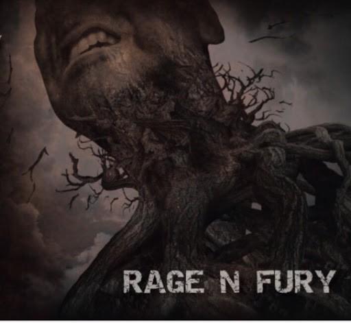 "Rage N Fury 7"" EP schwarz"