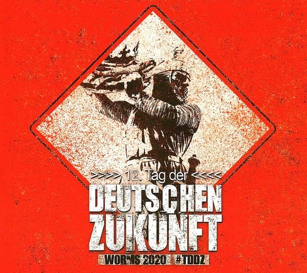 TDDZ SAMPLER 2020 DIGIPAK CD