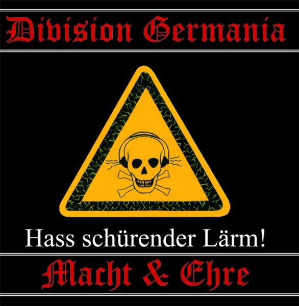 Hass schürender Lärm 1 (Division Germania + Macht & Ehre) Picture LP