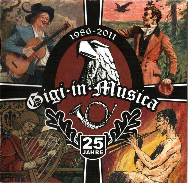 Gigi in Musica - 25 Jahre