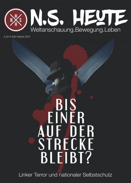Heft NS Heute - Herbst 2021