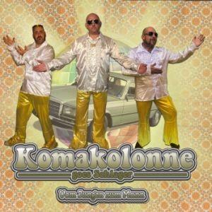 KOMAKOLONNE - VOM JUNGEN ZUM MANN CD