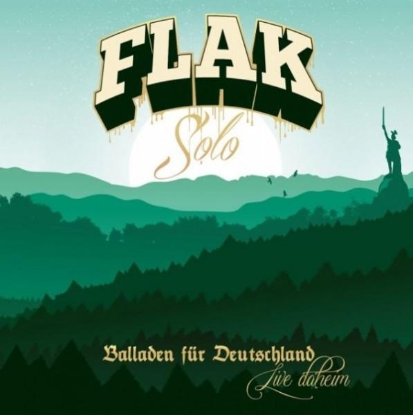 Flak Solo- Balladen für Deutschland... CD