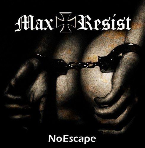 Max Resist - No Escape LP schwarz
