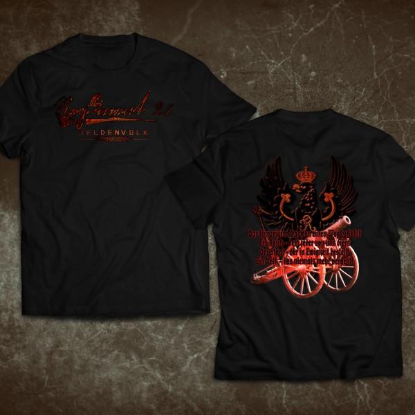Regiment 25 - Heldenvolk T-Hemd