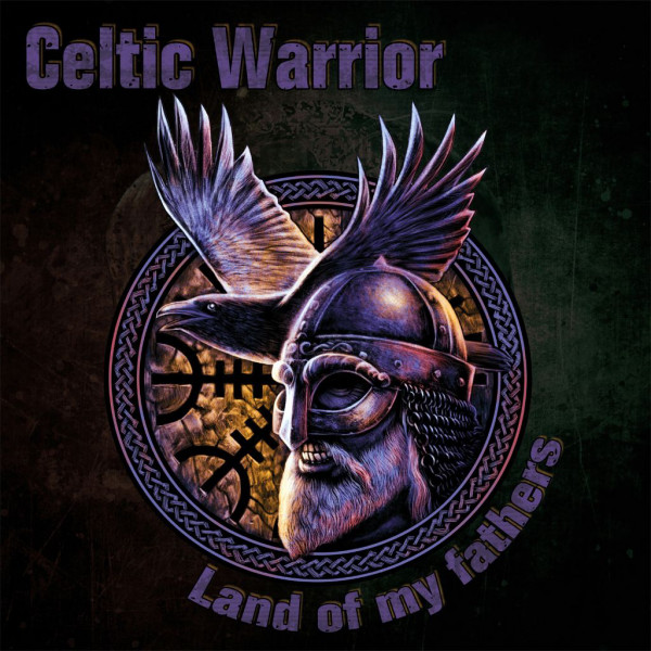 Celtic Warrior - Land Of My Fathers CD