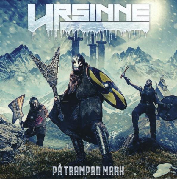 Ursinne -Pä Trampad Mark CD