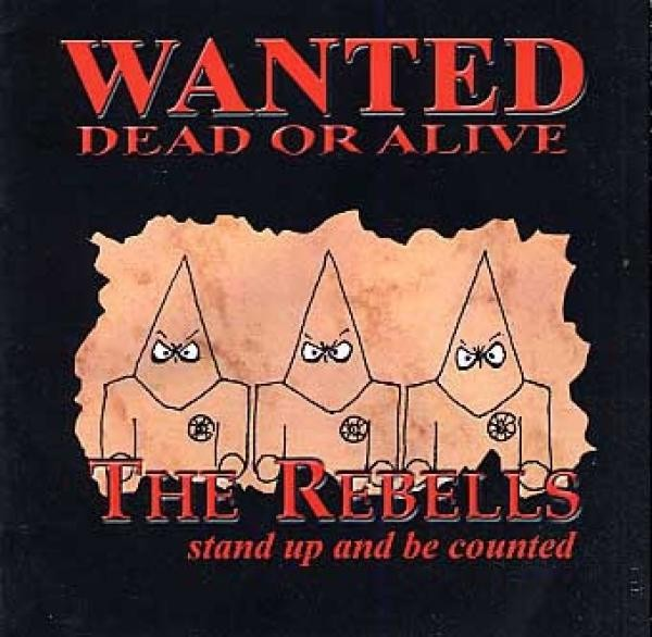 The Rebells - Stand up and be counted CD