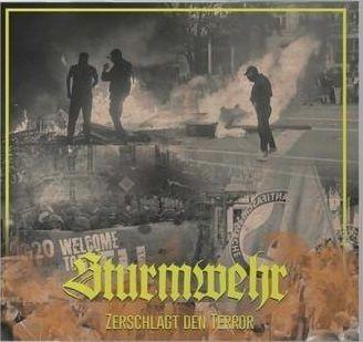 Sturmwehr - Zerschlag den Terror CD