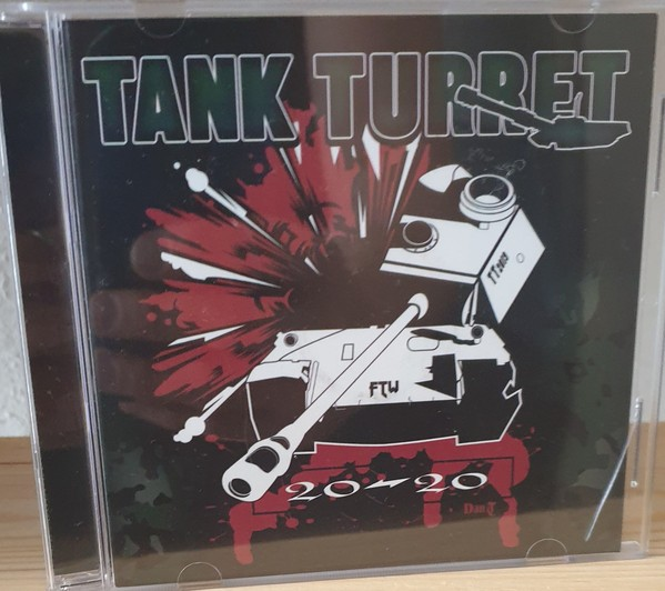 Tank Turret - 2020 Mini CD