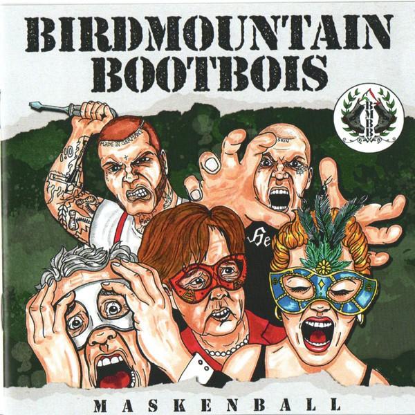 Birdmountain Bootbois - Maskenball CD