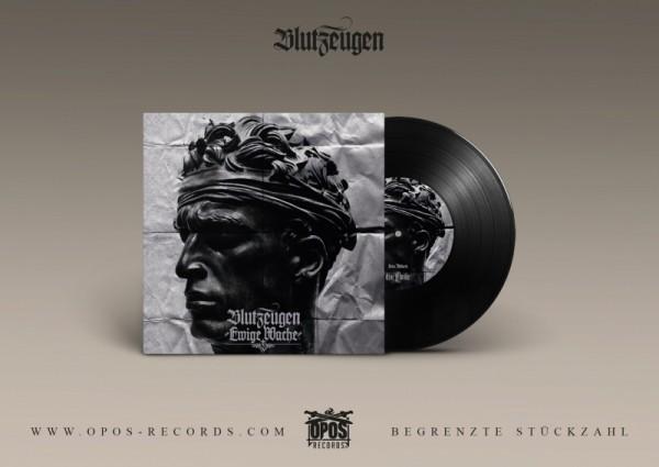 """Blutzeugen - Ewige Wache 7"""" EP"""