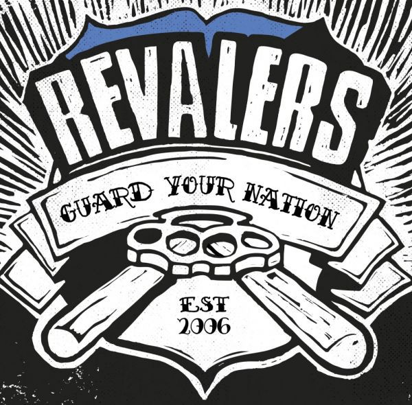 Revalers - Guard your Nation CD