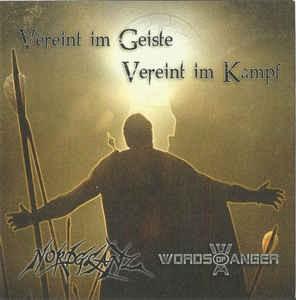 Nordglanz / Words of Anger - Vereint im Geiste Vereint im Kampf CD