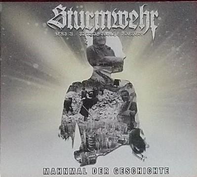 Sturmwehr – Mahnmal der Geschichte Digipak CD
