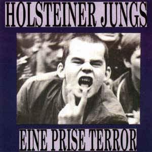 Holsteiner Jungs - Eine Prise Terror CD