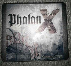 PhalanX - Apocalypse limitierte Blechdose