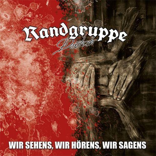 Randgruppe Deutsch - wir sehen's, wie hören's, wir sagen's CD