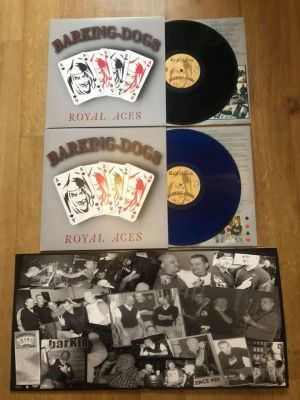 Barking Dogs - Royal Aces LP