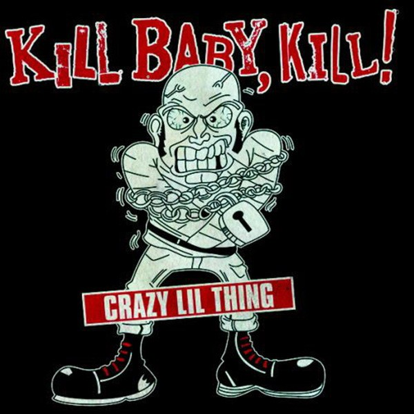 Kill Baby, Kill! - Crazy Lil Thing - EP gelb