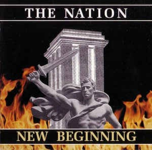 The Nation - New Beginning LP schwarz
