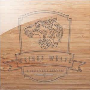 Weiße Wölfe - In resistentia constans I CD