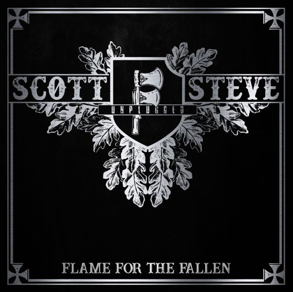 """FORTRESS UNPLUGGED- FLAME FOR THE FALLEN 7"""" Vinyl"""